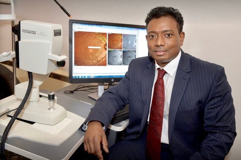 EYE CLINIC FOCUSES ON OPHTHALMOLOGY-STANDARD CARE