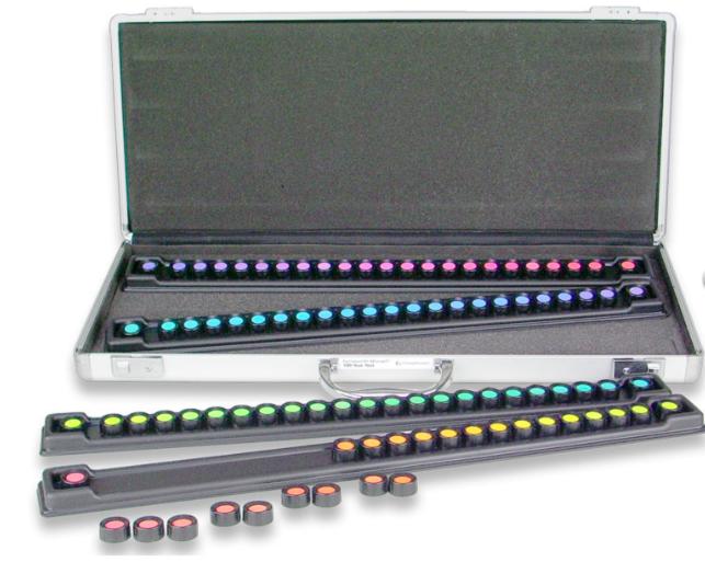 Farnsworth 100 Colour Vision Test